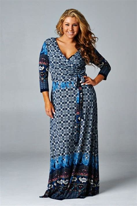Designer plus sizes dresses for women With a Great Variety