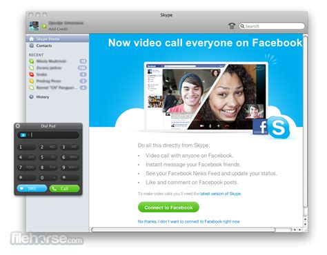Skype for Mac - Download Free (2020 Latest Version)