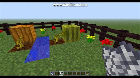 How to Grow Melons and Pumpkins in Minecraft - YouTube