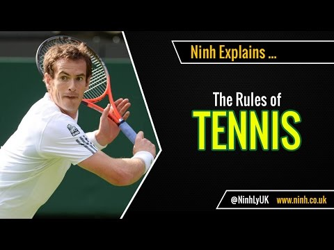 Sports World: Basic Rules for Tennis