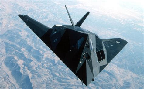 10 Facts About F-117 Nighthawk - Some Interesting Facts