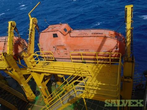 Tanker Lifeboats | Salvex