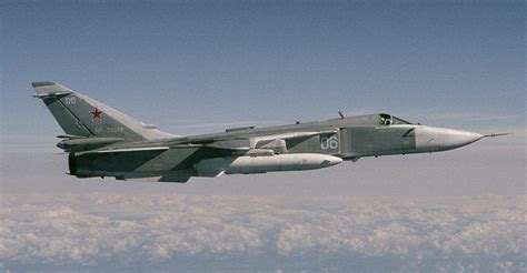 Two Russian attack planes intentionally violated the
