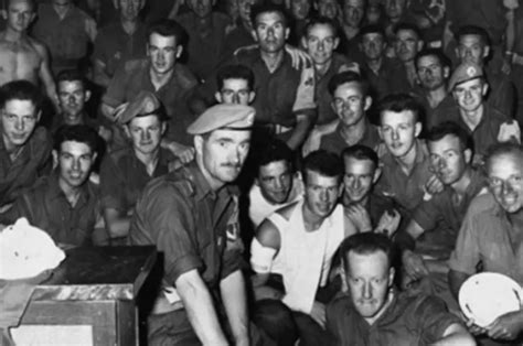 Veterans of The Siege Of Jadotville Presented with Medals
