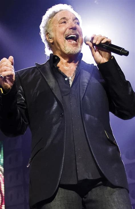 Tom Jones to sing at AFL Grand Final? Why, Why, Why