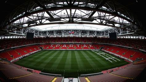 2018 FIFA World Cup™ - News - Russia 2018 stadiums to be