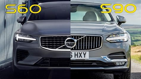 2019 Volvo S60 vs 2018 Volvo S90 - See The Difference