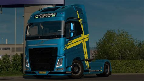 Volvo FH 540 Performance Edition ETS2 - YouTube