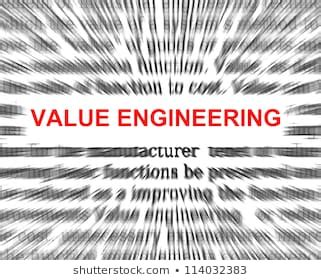 Value Engineering Images, Stock Photos & Vectors