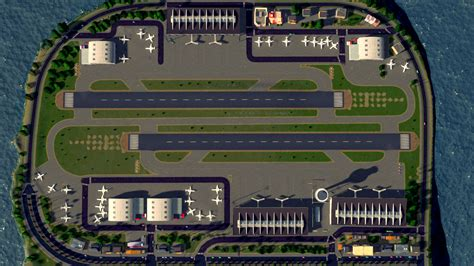 Steam Workshop::Detailed airport assets by GolonkaSwe