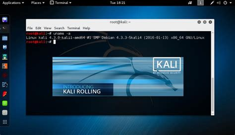 Kali Linux Rolling Release — Best Features That Make It