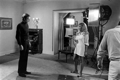 Rare Behind-The-Scenes Photos From The 1967 James Bond