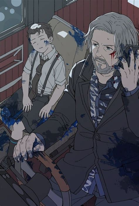Detroit become human | DBH | Connor and Hank | Detroit