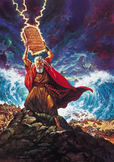 Moses Bible Quotes