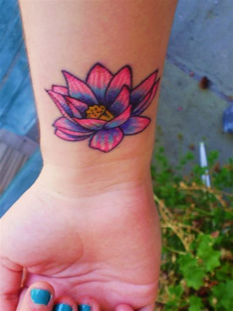 Flower Tattoos and Their Meaning | Richmond Tattoo Shops