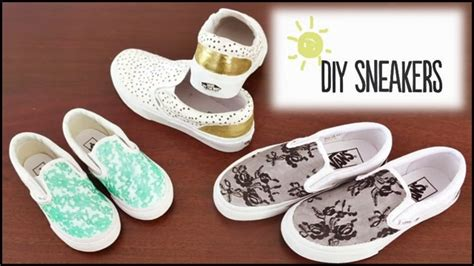 Cute and Easy DIY Sneakers for Kids   RTM - RightThisMinute