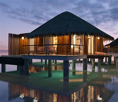 Mexico's First Over-Water Bungalows Are A South Of The