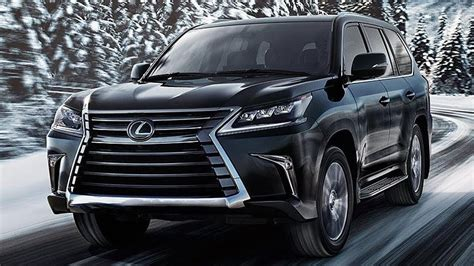 2021 Lexus LX 570 Could Become LX600 - 2020, 2021 and 2022