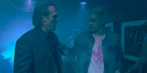 VIDEO: Pete Davidson Makes Appearance in David Harbour's