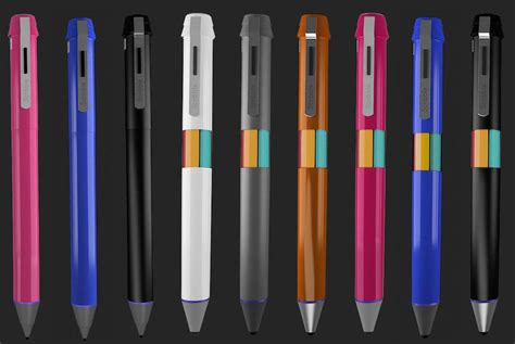 Scribble Stylus and Pen Can Reproduce Any Color   Digital