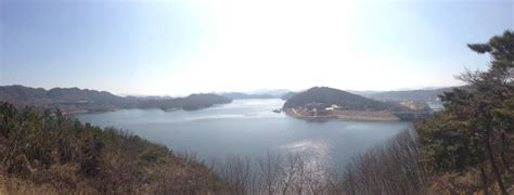 Map of Daechung Lake 대청호 in Daejeon - Trazy, Your Travel