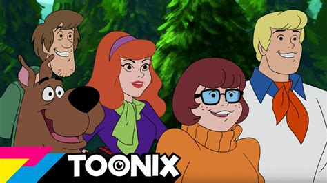 Scooby-Doo and Guess Who? | Dinosaurer flugt | Toonix