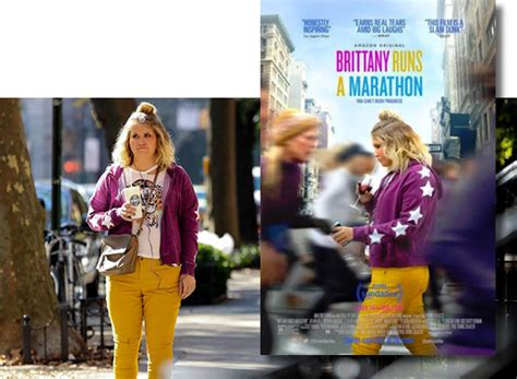 Check Out the New Poster and Trailer for BRITTANY RUNS A