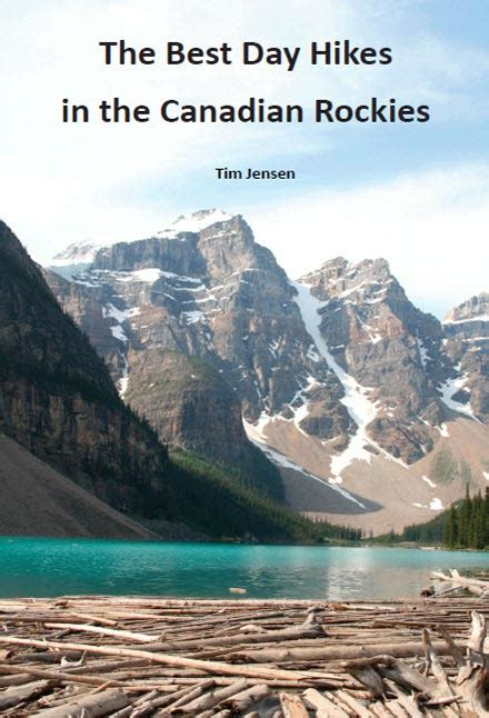 Rent-a-Tent Canada - Top ten Day Hikes: Canadian Rockies