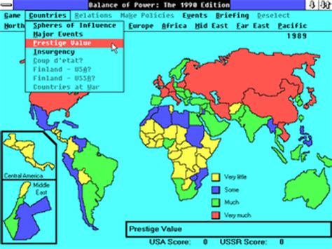 Balance of Power 1990 Edition - Stats, Downloads and