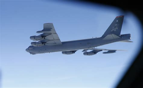 Russia: US B-52 bombers over Baltic Sea for Sweden