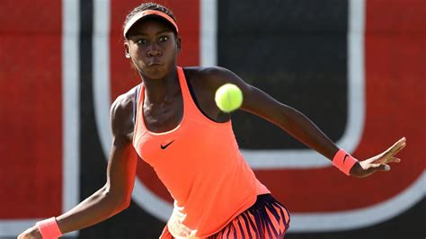 Tennis - Why 12-year-old Cori Gauff thinks she'll be the