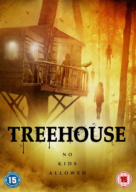 Treehouse (2014) - DVD PLANET STORE