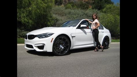 """2018 BMW M3 Competition Package/ 20"""" M Wheels / Exhaust"""