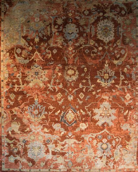 Significantly Citrus   Palace Rug Gallery