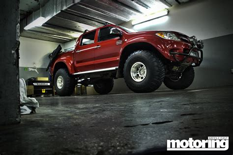 Arctic Trucks Toyota Hilux AT38 - Motoring Middle East