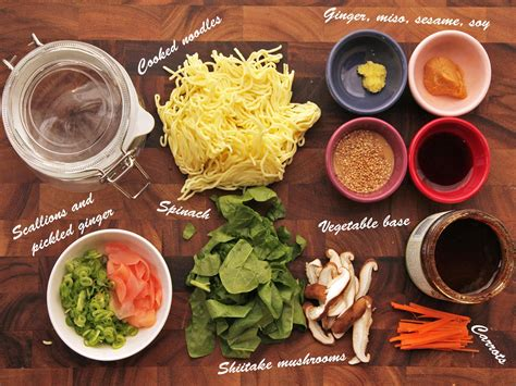 Make Your Own Just-Add-Hot-Water Instant Noodles (and Make