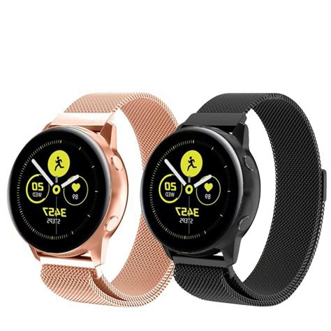 20mm 22MM For Samsung Gear S2 sport S3 Classic Frontier