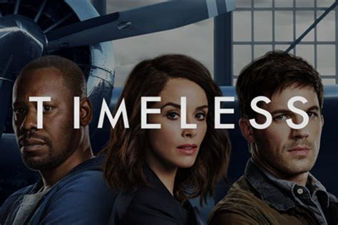 Timeless Schedule & Episode Guide   Watch on Global TV