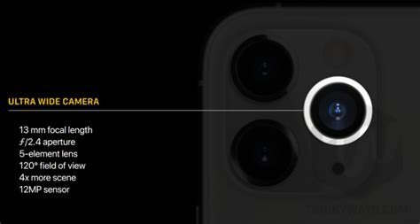 How the iPhone 11 Pro Different from iPhone 11