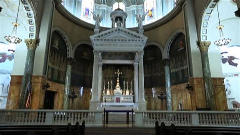 St Joseph's Co-Cathedral Brooklyn, New York - YouTube