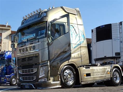New Volvo Fh 13 - By Fatale - YouTube