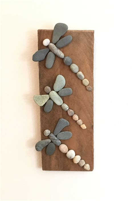 Spring Leaves & Driftwood Glass Chime (Wind Chimes | Yard
