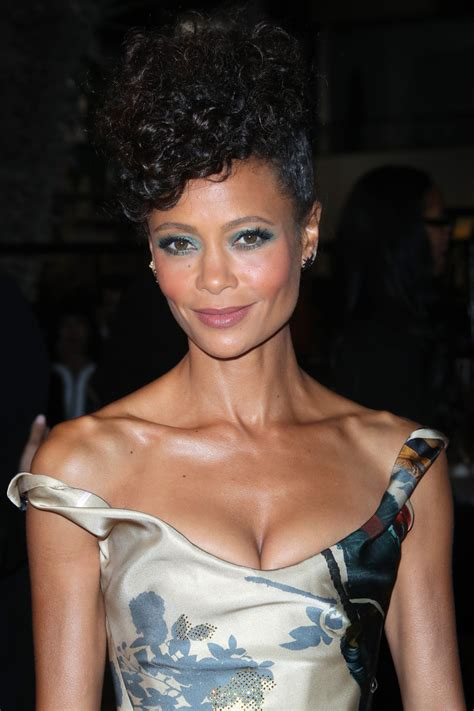 """Thandie Newton – """"Solo: A Star Wars Story"""" Red Carpet in"""