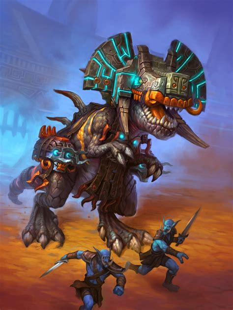 Oondasta - Wowpedia - Your wiki guide to the World of Warcraft