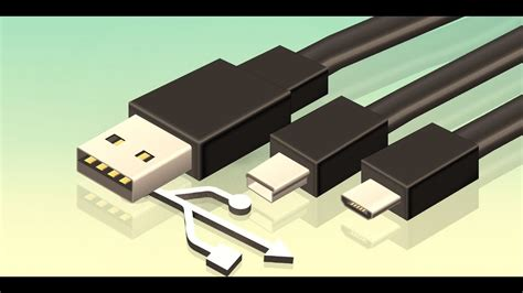 Understanding USB Cable Types and Which One to Use - YouTube