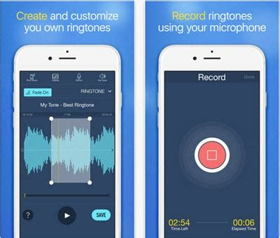 10 Best Free iPhone Ringtong Apps to Download/Make