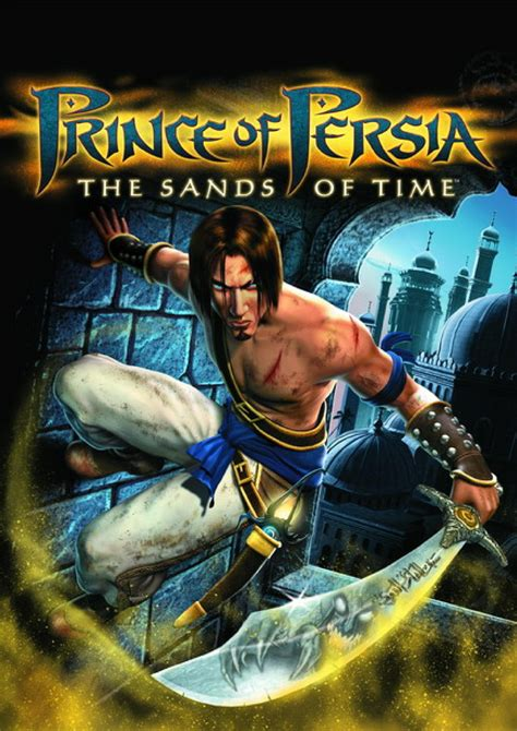 Prince of Persia: The Sands of Time Windows, XBOX, PS3
