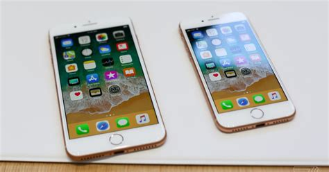 The iPhone 8 has a smaller battery than the iPhone 7 - The