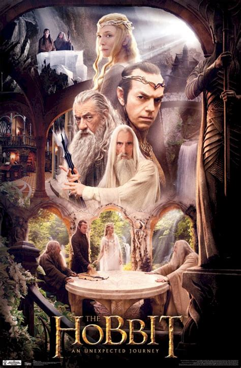 A reminder: The Hobbit: an Unexpected Journey EE showing