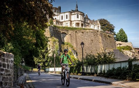 In Luxembourg, a Long Ride Across a Small Country - The
